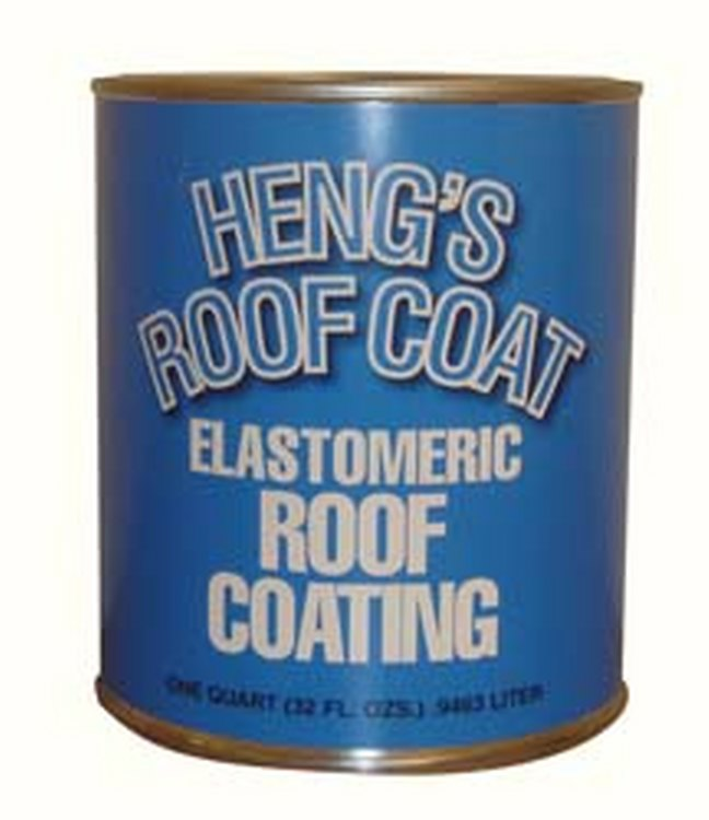 Elastomeric Acrylic Roof Coating