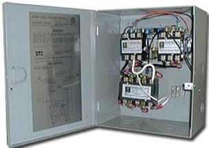 #ES350 - 50 Amp 3 Way Transfer Switch