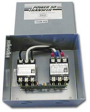 #ES50M-65N - 50 Amp Transfer Switch