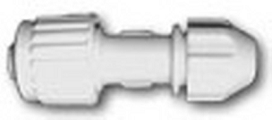 Connector 1/2 P x F Nut