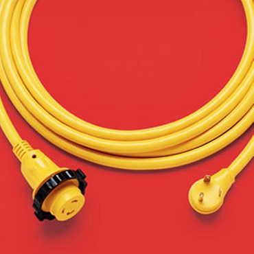 Standard 50 Amp Marinco Power Cord