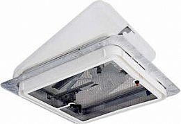 14 x 14 Manual Roof Vent With Fan