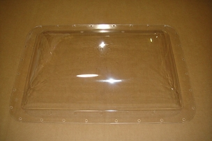 14 x 22 Outer Skylight - Clear