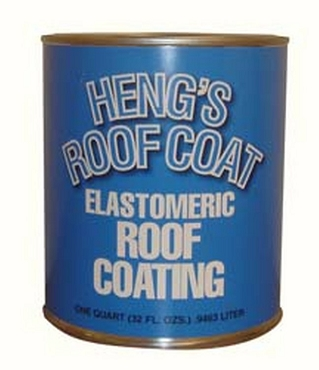 Quart - Elastomeric Acrylic Roof Coating