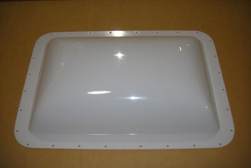 14 x 22 Outer Skylight - White