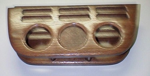 82-97 Dodge Drink Tray - Walnut