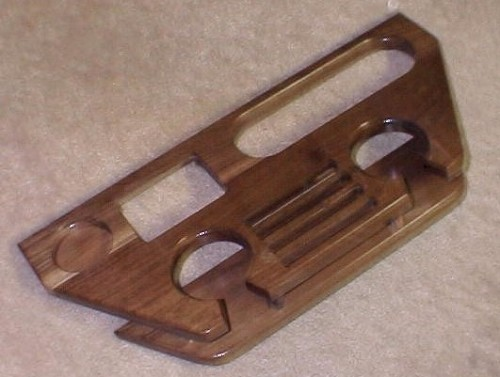 82-91 Ford Drink Tray - Walnut