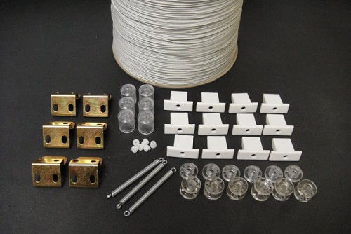 1/2' Micro Shade Restring Kit